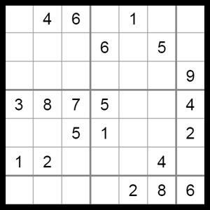 Zweedse puzzel standaard